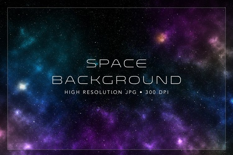 Space Galaxy Background
