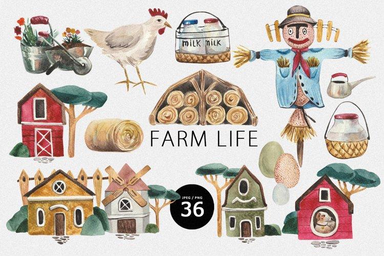 Farm life example image 1