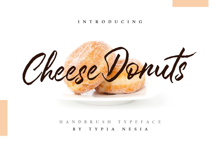 Cheese Donuts example image 1