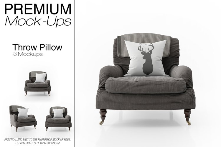 Throw Pillow Set example image 1
