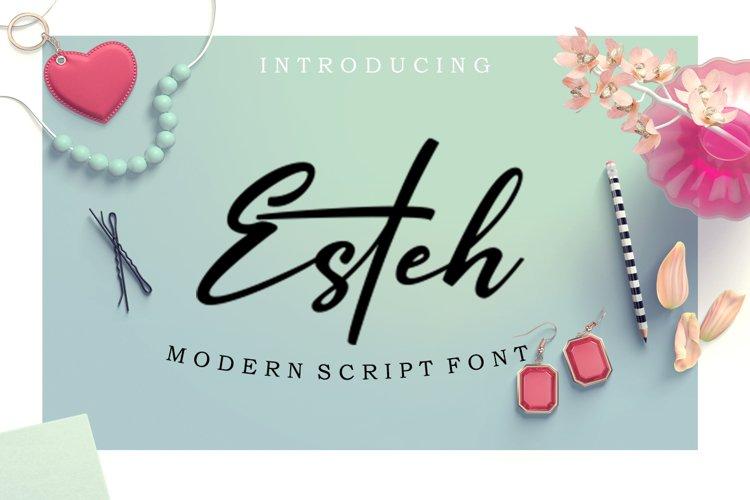 Esteh example image 1