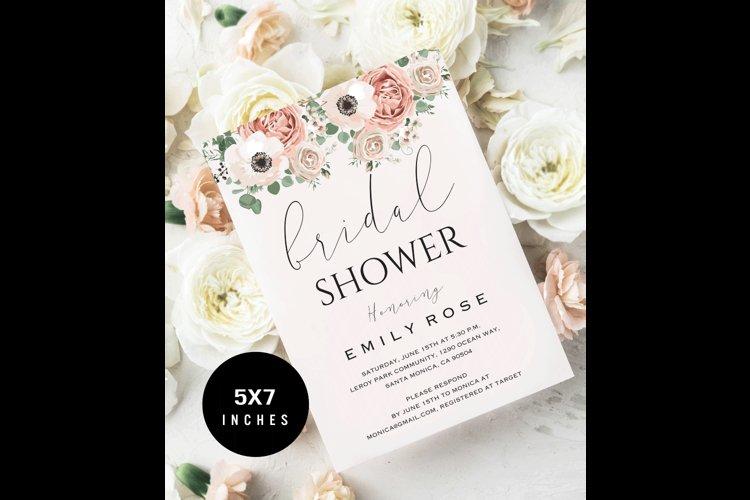 Bridal Shower Invitation CC_4