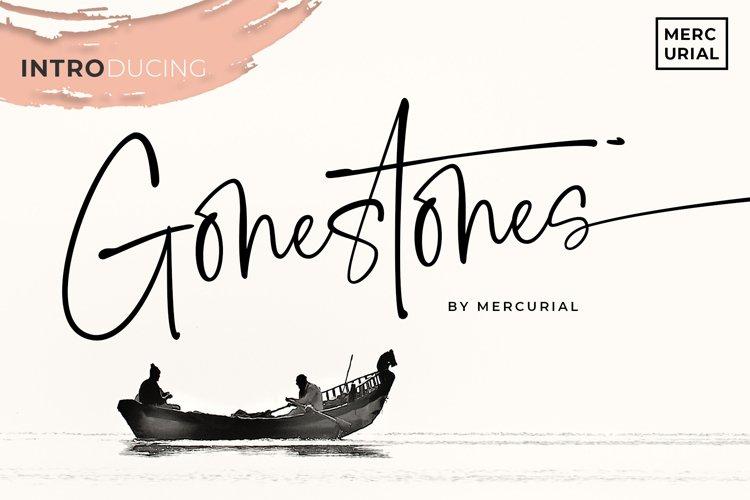 Gonestones Signature example image 1
