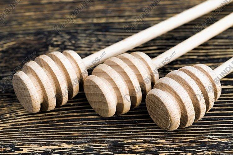sticks for honey example image 1
