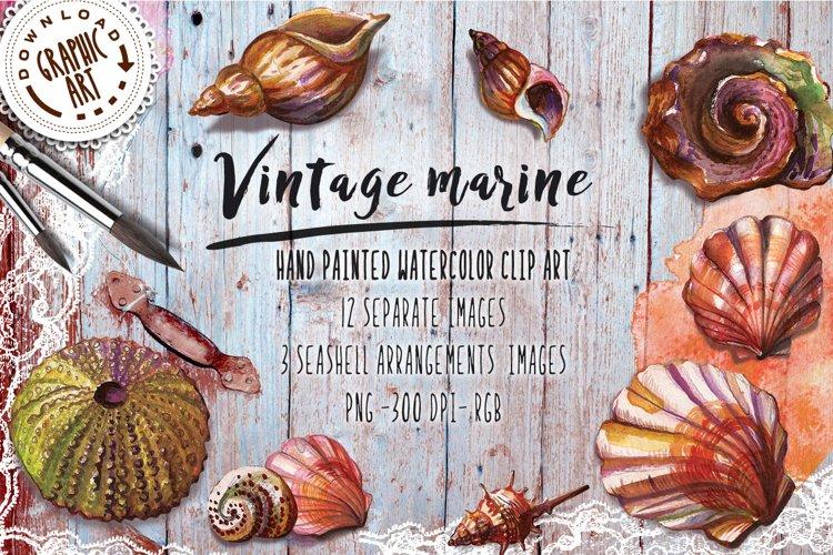 Vintage marine example image 1