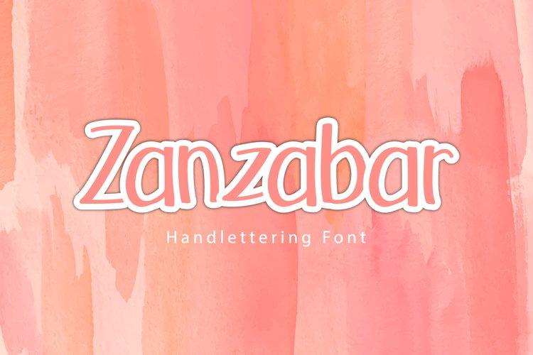 Zanzabar example image 1