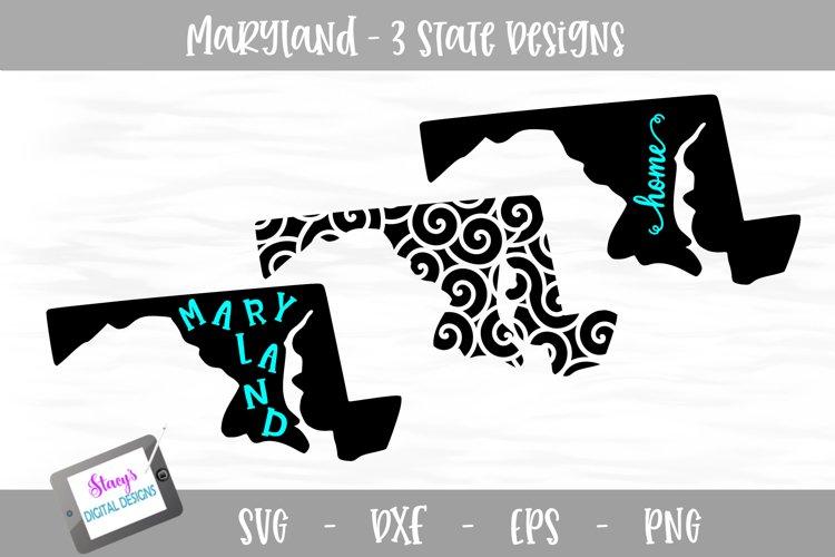Maryland Mini Bundle - 3 Maryland State Designs