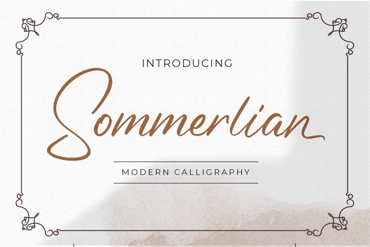 Sommerlian example image 1