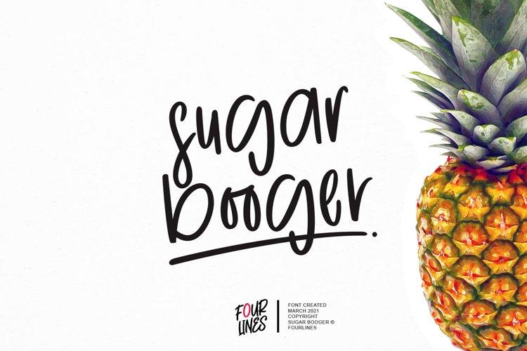 Sugar Booger example image 1