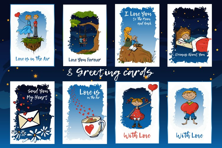 Valentines Day Cards & Tags