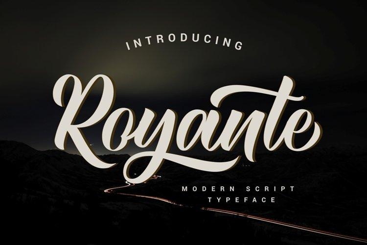 Royante example image 1