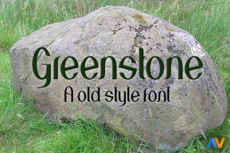 Greenstone example image 1