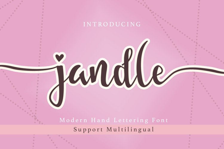 Jandle Script example image 1