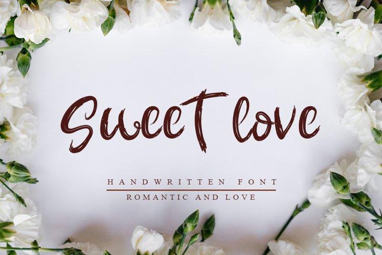 Sweet Love example image 1
