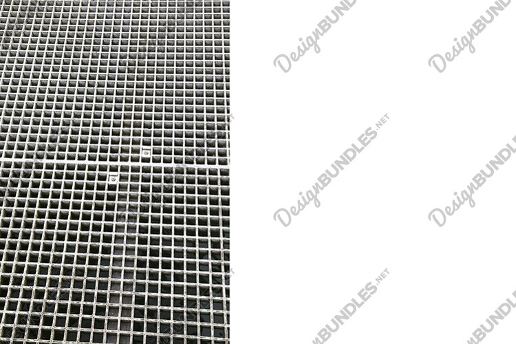 metal grating for the movement example image 1