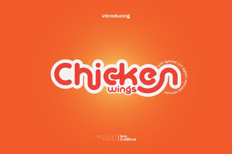 Chicken Wings example image 1