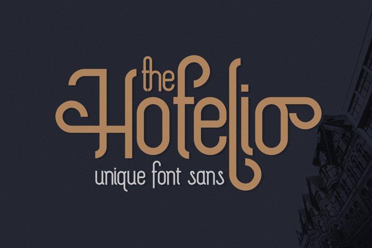 The Hotelio example image 1