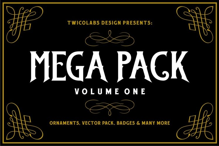 Twicolabs Mega Pack