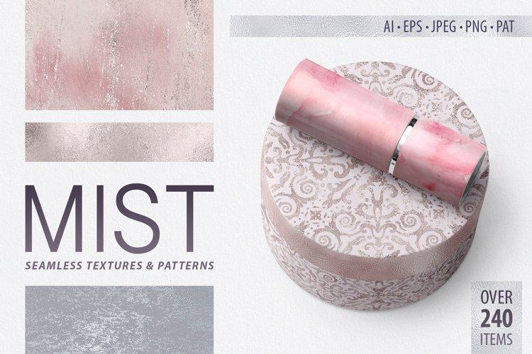 Seamless Textures & Patterns Bundle - Shabby Chic Design Kit