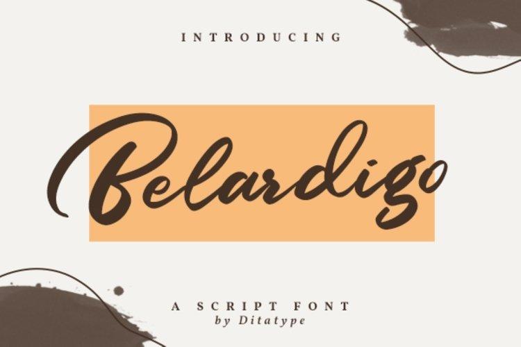 Belardigo example image 1
