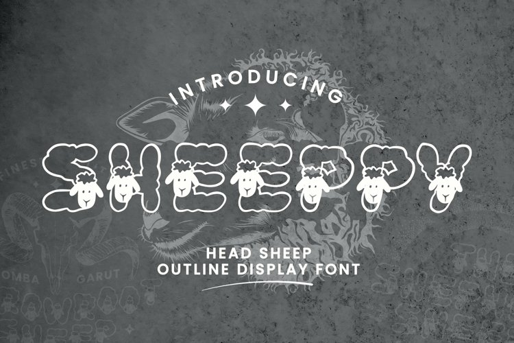Sheeppy Font example image 1