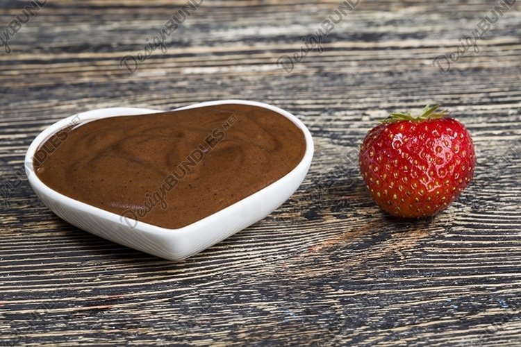 chocolate covered strawberries example image 1