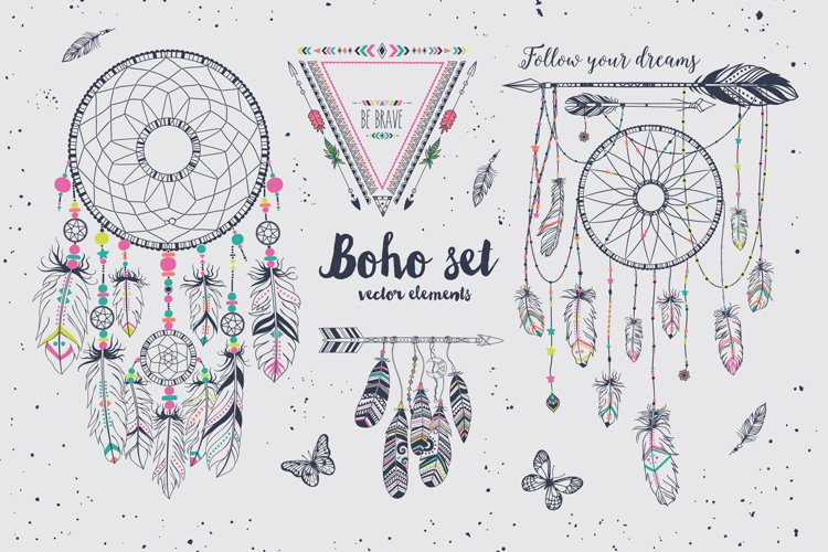 Boho Set part 3 example image 1