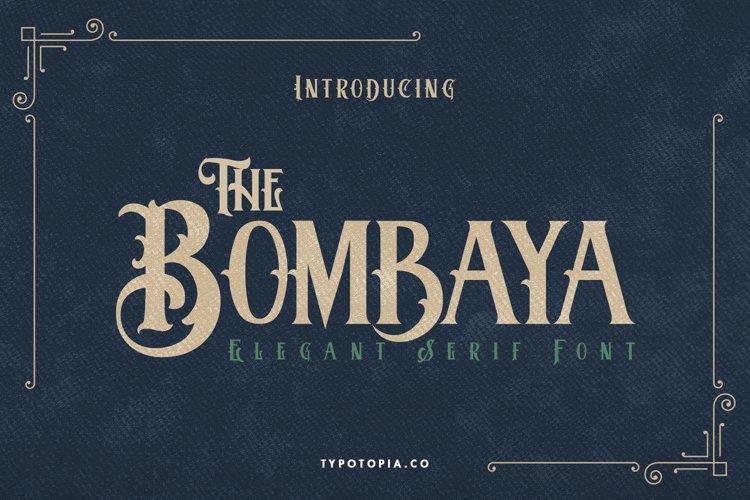 Bombaya example image 1