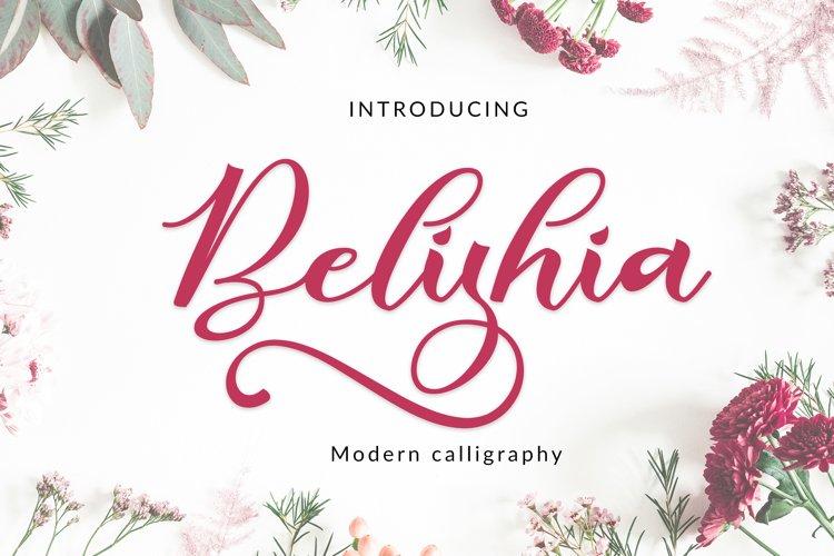 Belishia example image 1