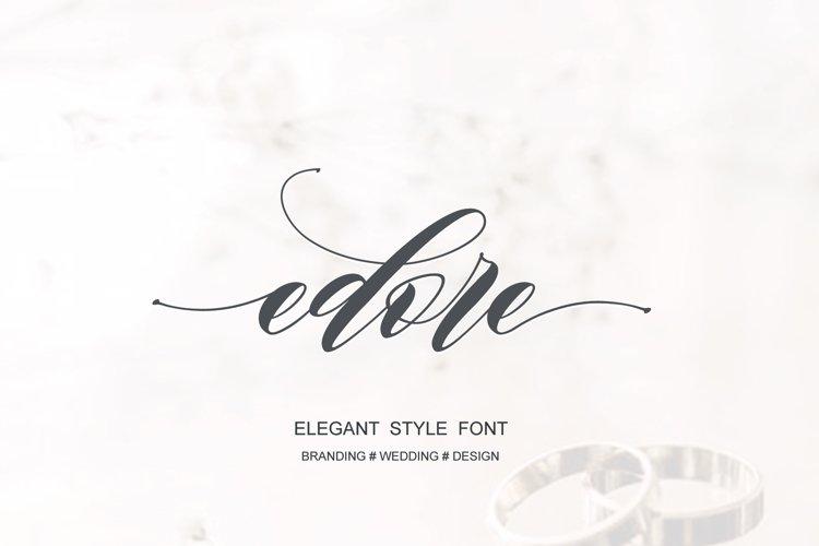edore example image 1