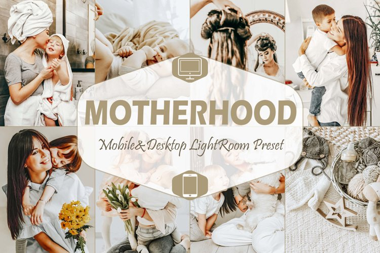 10 Motherhood Mobile & Desktop Lightroom Presets mom blogger