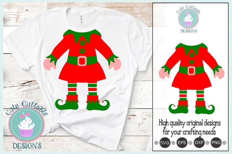 Elf SVG, Ugly Christmas sweater, Christmas SVG, Elf suit svg