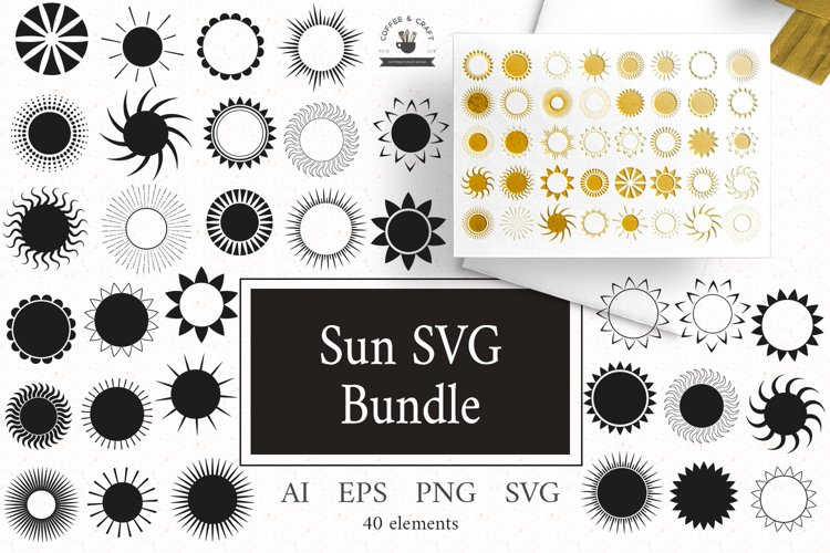 Sun SVG Bundle