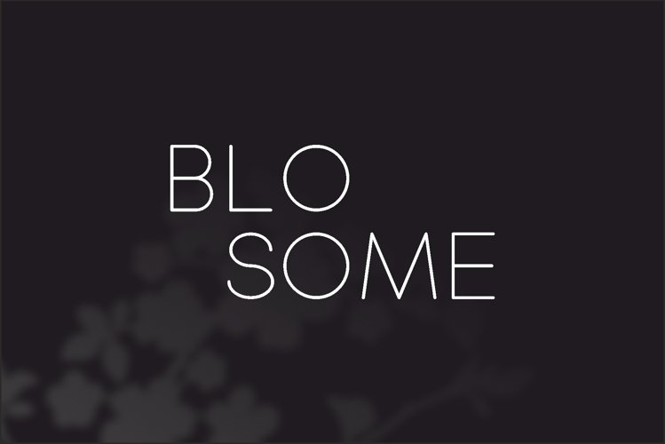Blosome example image 1