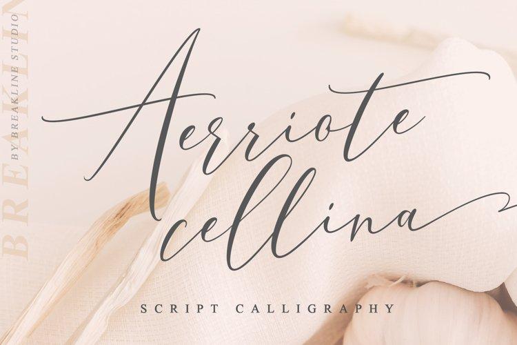 Aerriote Cellina example image 1
