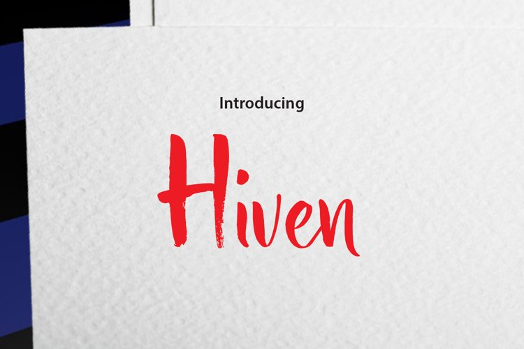 Hiven example image 1