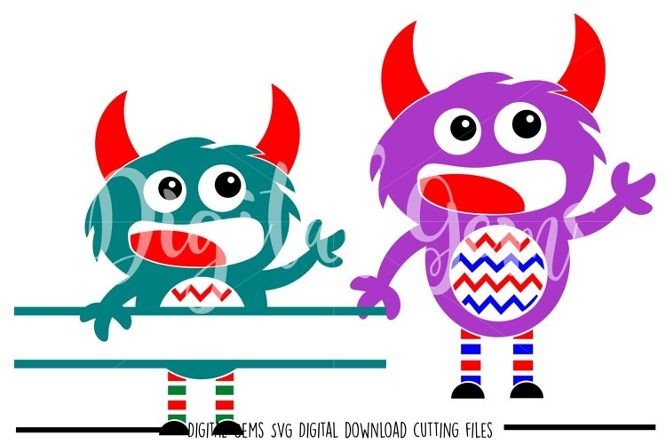 Halloween Devil SVG / EPS / DXF / PNG Files example image 1