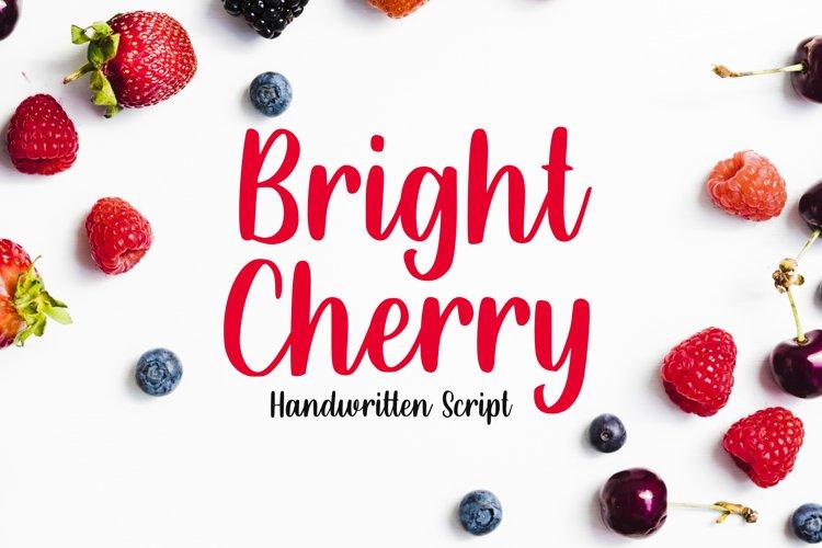 Bright Cherry example image 1