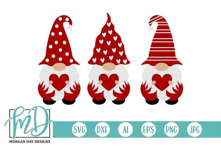 Valentine Gnomes - Gnome - Love - Valentines Day SVG