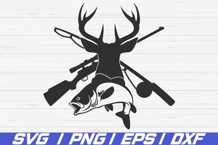 Download Hunting Svg Deer Head Svg Cut File Commercial Use 1202909 Cut Files Design Bundles