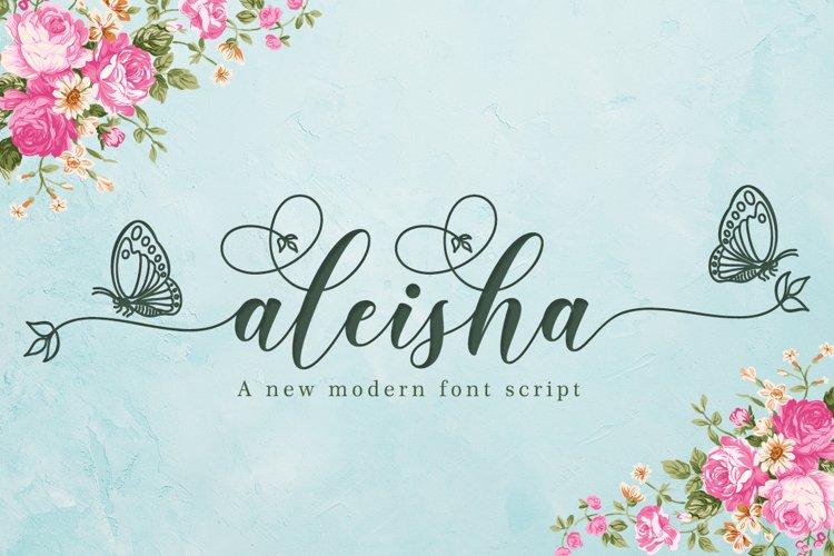 Aleisha example image 1