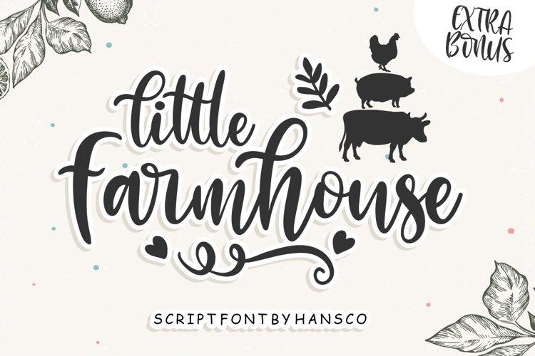 Little Farmhouse example image 1