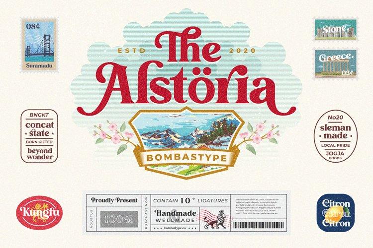 Alstoria example image 1