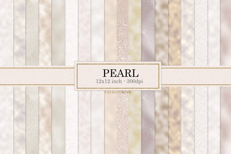 Pearl textures seamless, Pearl digital paper