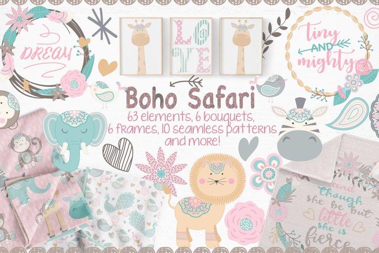Boho Safari Designer Collection example image 1