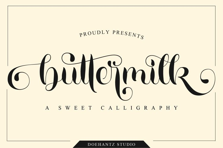 Buttermilk example image 1