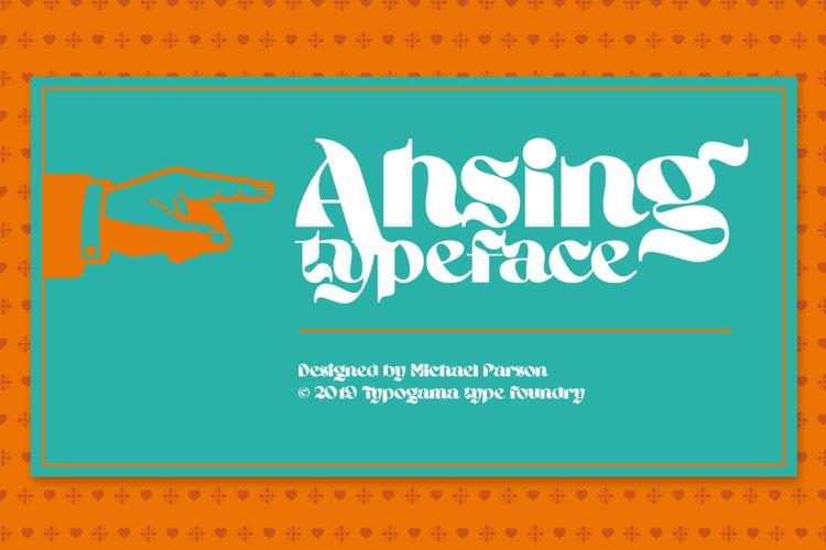 Ahsing example image 1