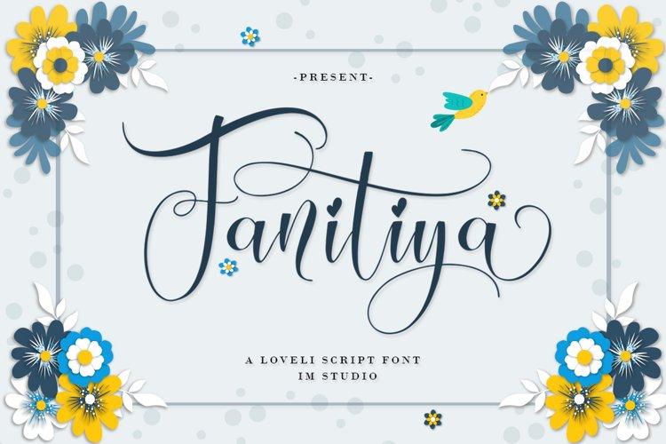 Fanitiya example image 1