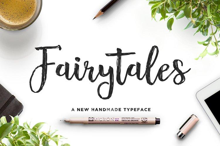 Fairytales Script example image 1