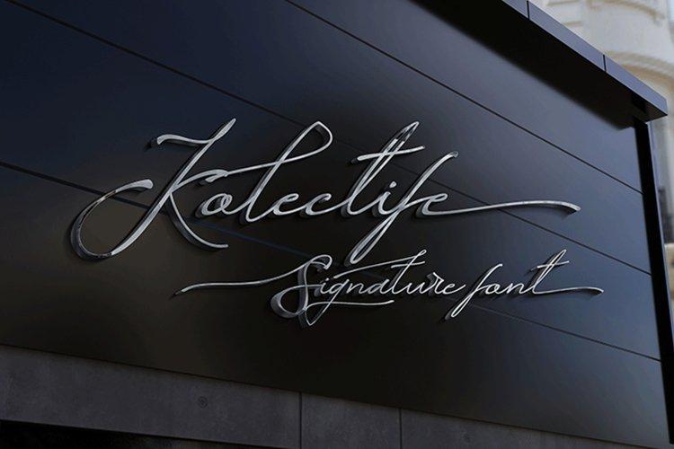 Kolectife Signature example image 1